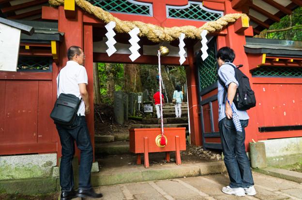 Photos: 二荒山神社中宮