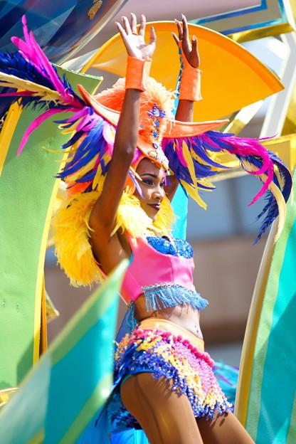 写真: USJ フエスタ・デ・パレード