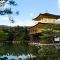 写真: 京都 金閣寺