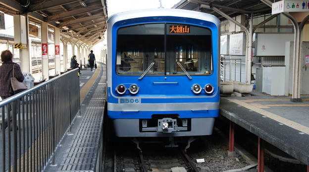 伊豆箱根 5000系 5506F