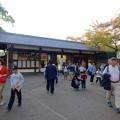 写真: 秋の名古屋城 - 01:「名古屋まつり」に伴う無料公開で賑わう名古屋城