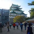 Photos: 秋の名古屋城 - 16:「名古屋まつり」に伴う無料公開で賑わう名古屋城