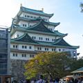 Photos: 秋の名古屋城 - 17:「名古屋まつり」に伴う無料公開で賑わう名古屋城