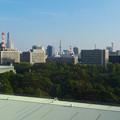 写真: 秋の名古屋城 - 33:天守閣最上階からの眺め(名古屋テレビ塔)