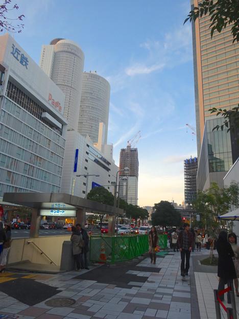 写真: 名駅