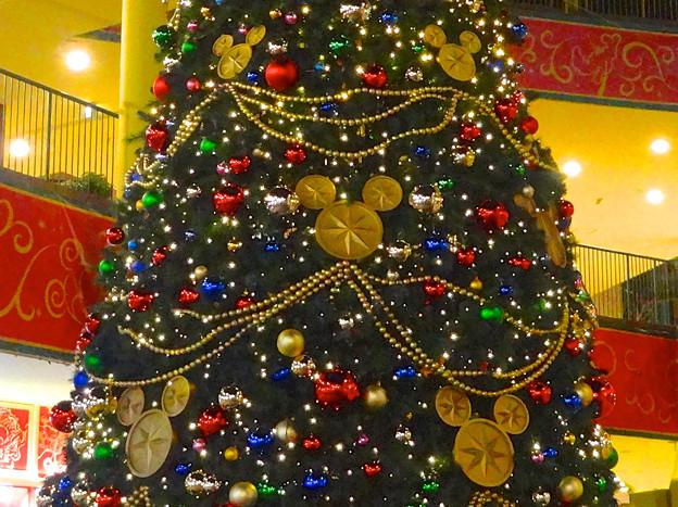 アスナル金山のクリスマス・イルミネーション、今年(2014)はディズニーと提携? - 08