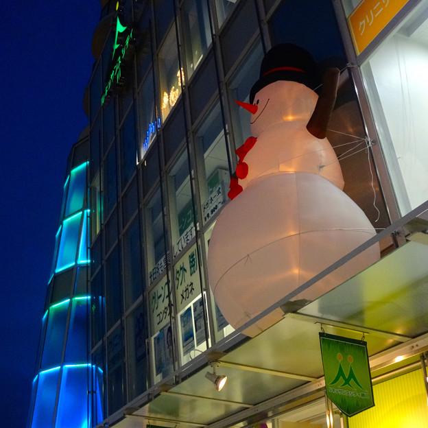 ルネサンスシティ勝川のクリスマスデコレーション 2014 No - 05