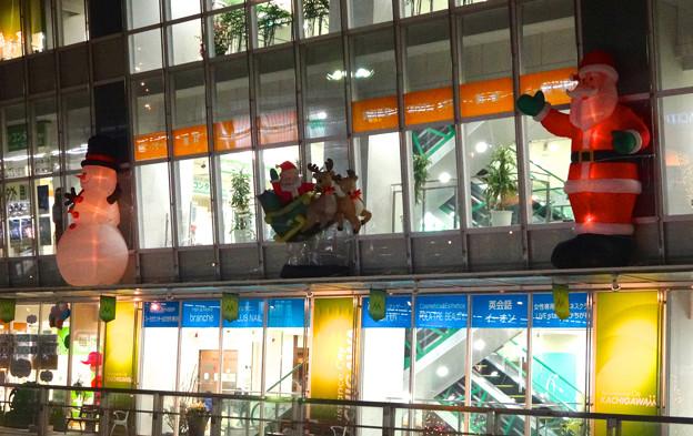 ルネサンスシティ勝川のクリスマスデコレーション 2014 No - 09