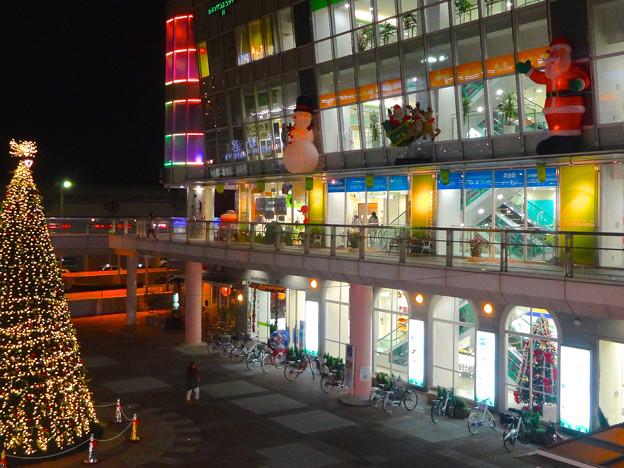 ルネサンスシティ勝川のクリスマスデコレーション 2014 No - 11