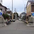 写真: 「未(ひつじ)年」(2015年)の1月(平日)の羊神社 No - 02