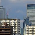 写真: 住吉橋から見た名駅ビル群 - 3