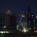 写真: 旗屋橋から見た名駅ビル群 - 1