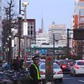 写真: 大須商店街から見えた名古屋テレビ塔 - 1