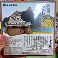 Photos: イオン小牧店で売っていた犬山城のペーパークラフト - 3