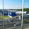 オープン1ヶ月前の「IKEA(イケア)長久手」 No - 4:公園西駅から撮影