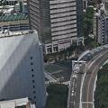 Photos: iOS 11:FlyoverでVR巨人体験 - 9(東京都)