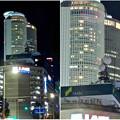 Photos: 名鉄百貨店の上に巨大なパラボラ!? - 3