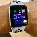 Apple Watch Series 3 No - 9:WatchOS 4で追加された新しいWatch Face「Siri Watch Face」