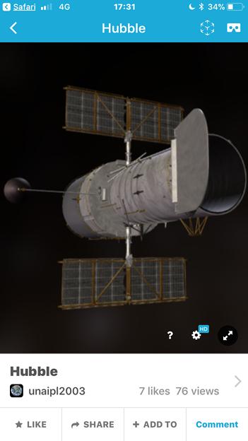 3Dモデル共有サービス「Sketchfab」公式アプリ - 108