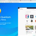 Firefox Quantum No - 28:Lightテーマ