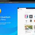 Firefox Quantum No - 29:ダークテーマ