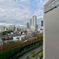 写真: グローバルゲートから見た名駅ビル群 - 14
