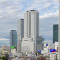 写真: グローバルゲートから見た名駅ビル群 - 15