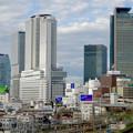 写真: グローバルゲートから見た名駅ビル群 - 20