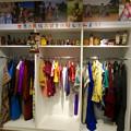 「ささしまライブまちびらき」の日のJICA中部 - 21:民族衣装試着体験コーナー