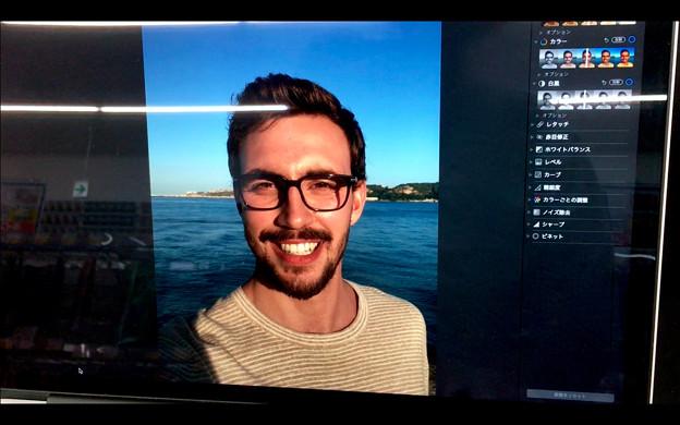 写真: macOS High Sierraの写真アプリ - 2:「ポートレート」と判別されたなかった写真?