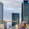 Photos: Twitterヘッダー画像:グローバルゲートから見た名駅ビル群 - 2