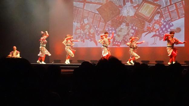 ささしまライブまちびらき「和 in Zepp」 - 77 :ストリート歌舞伎「悪七兵衛景清」