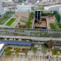 愛知大学の校舎から見たグローバルゲート - 2
