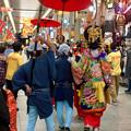 大須大道町人祭 2017 No - 79:夜のおいらん道中