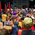 Photos: 大須大道町人祭 2017 No - 82:夜のおいらん道中(休憩中)