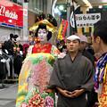 Photos: 大須大道町人祭 2017 No - 95:夜のおいらん道中