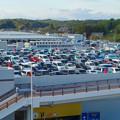 写真: オープン1ヶ月後でも大勢の人で賑わう「IKEA長久手」 - 2:満杯の駐車場