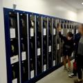写真: オープン1ヶ月後でも大勢の人で賑わう「IKEA長久手」 - 18:ロッカー