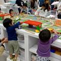 写真: オープン1ヶ月後でも大勢の人で賑わう「IKEA長久手」 - 64:遊具コーナー