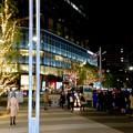 先日始まったばかりの名古屋駅周辺のクリスマス・イルミネーション 2017 No - 1