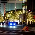 先日始まったばかりの名古屋駅周辺のクリスマス・イルミネーション 2017 No - 6