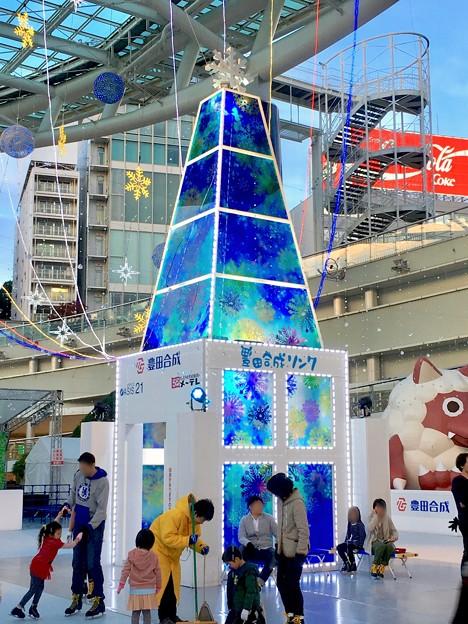 豊田合成リンク 2017のイルミネーション - 3