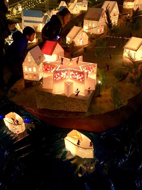 星が丘テラスのクリスマスイルミネーション 2017 No - 11