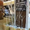 Photos: 大須商店街:冬っぽい装飾に変わってた万松寺 - 2