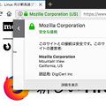 正式リリースされた「Firefox Quantum」(Ver. 57)No - 16:ページ情報
