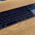 写真: Appleストア名古屋栄に展示されてた「iMac Pro」 - 6:黒いMagic Keyboard