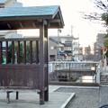 写真: 伊奴(いぬ)神社前の庄内用水 - 4
