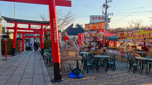 三光稲荷神社:ほとんど人がいなかった「どぶろく祭り」 - 2