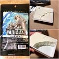 名古屋市科学館の売店で売ってた宇宙食 - 15:バニラアイス