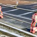 キティちゃん型の柵 - 3